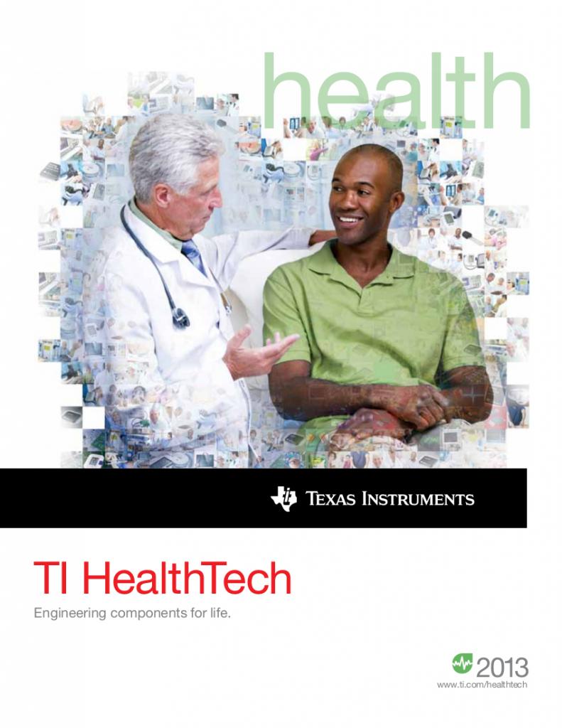 TI HealthTech - portada